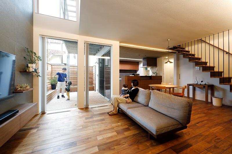 デザイン×性能の家